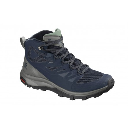 Bocanci Salomon Outline Mid Gore-Tex