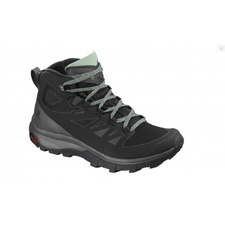 Bocanci drumetie Salomon Outline Mid Gore-Tex