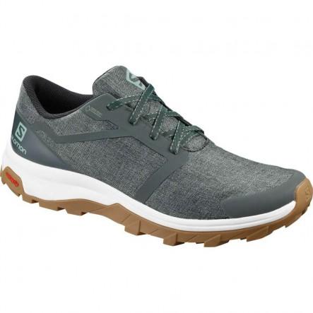 Pantofi drumetie Salomon OUTBOUND GTX - Verde