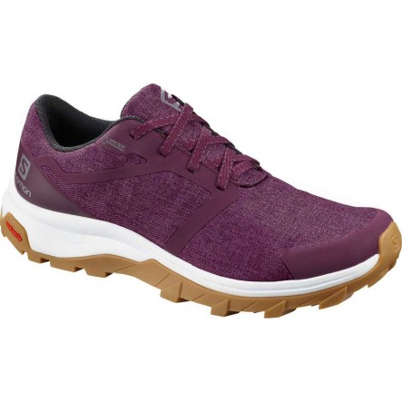 Pantofi drumetie Salomon OUTBOUND GTX W - Mov