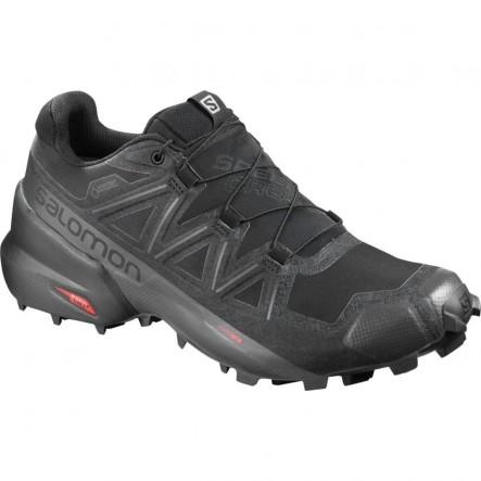 Pantofi alergare Salomon SPEEDCROSS 5 GTX - Negru