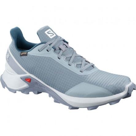 Pantofi alergare Salomon ALPHACROSS GTX - Bleu