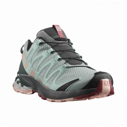 Pantofi alergare femei Salomon XA PRO 3D V8 W - Verde