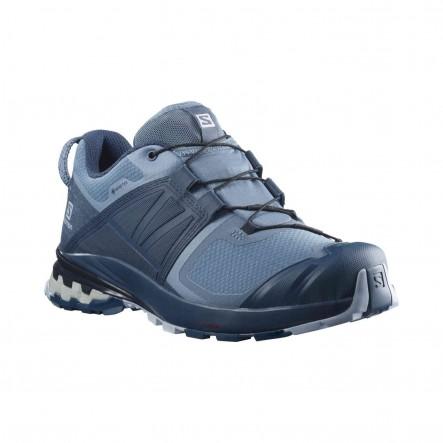 Pantofi alergare femei Salomon XA WILD GTX W - Gri