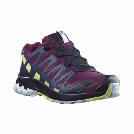 Pantofi alergare femei Salomon XA PRO 3D V8 GTX W - Mov