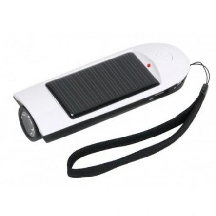 Lanterna cu incarcator solar A-solar Travel Pal