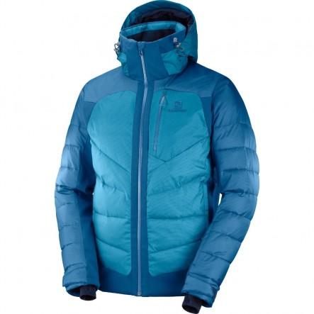 Geaca de ski Salomon ICESHELF - Albastru