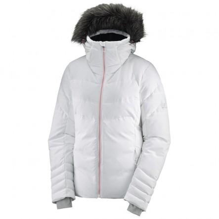 Geaca de ski Salomon ICETOWN - Alb