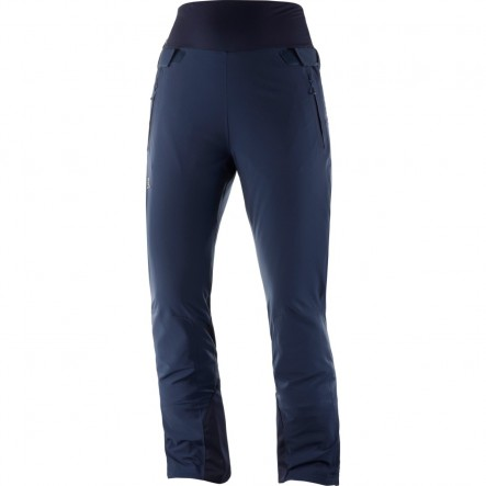Pantaloni de ski Salomon ICEFANCY - Bleu