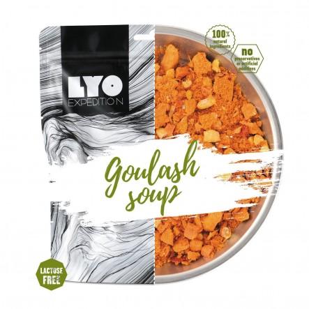 Mancare liofilizata Lyofoods Supa gulas - 500 g