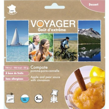 Compot Voyager de mere si pere cu scortisoara