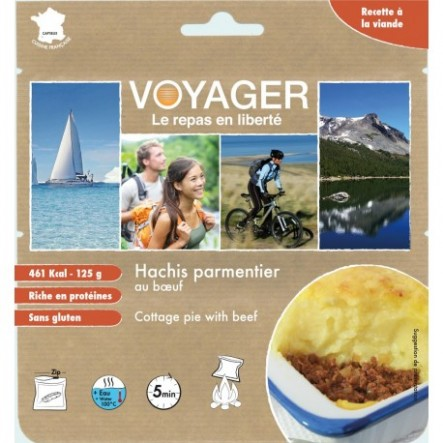 Mancare Voyager cottage pie (125 g)