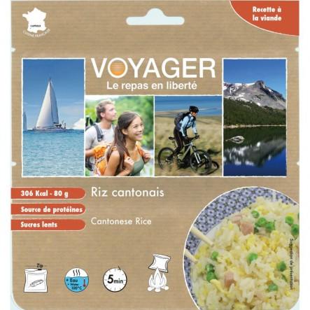 Mancare Voyager orez cantonez