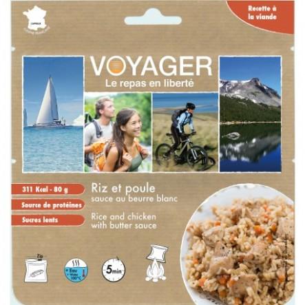 Mancare Voyager orez cu pui