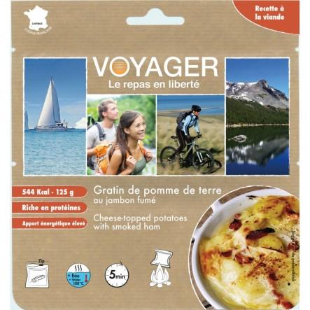 Mancare Voyager piure de cartofi cu jambon afumat