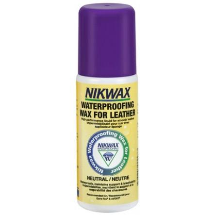 Ceara lichida Nikwax pentu incaltaminte piele de la Nikwax