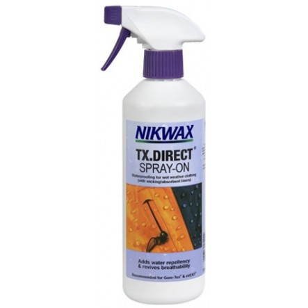 Nikwax TX Direct Spray-on 300 ml