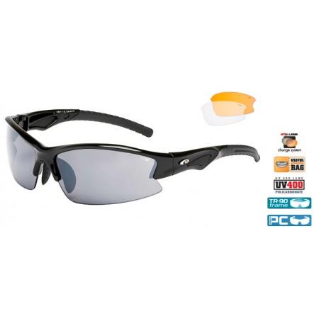 Ochelari de soare Goggle E847 Negru