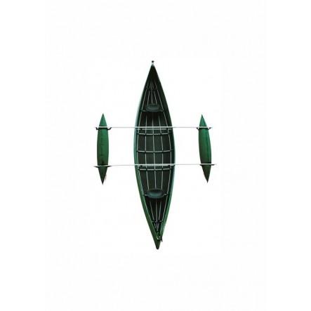 Flotoare cu furchet cu extensie (accesoriu canoe Ally)