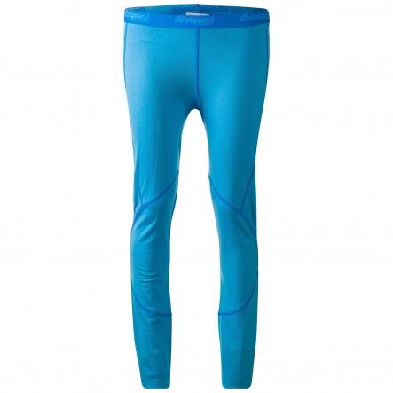 Pantaloni de corp Bergans Krekling Lady - albastru