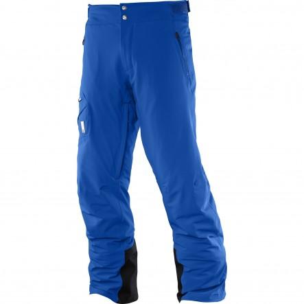 Pantaloni ski Salomon Whitelight-Albastru