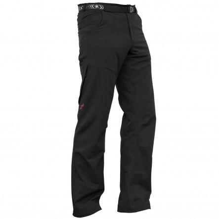 Pantaloni Warmpeace Torg - Negru