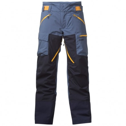 Pantaloni Bergans Hafslo Insulated - Albastru