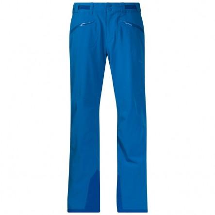 Pantaloni de ski Bergans Oppdal Insulated Lady - Albastru