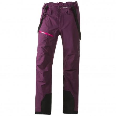 Pantaloni de ski Bergans Storen Lady - mov