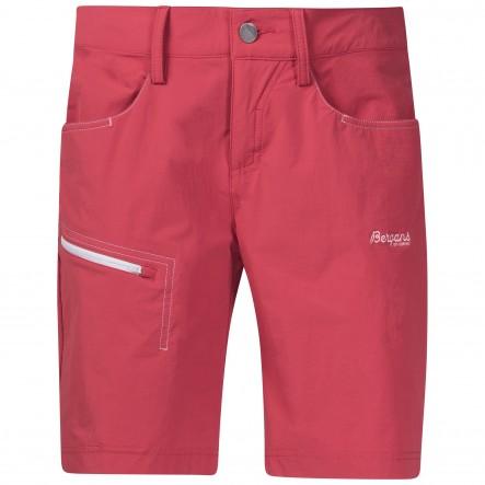 Pantaloni scurti Bergans Moa Lady - Rosu