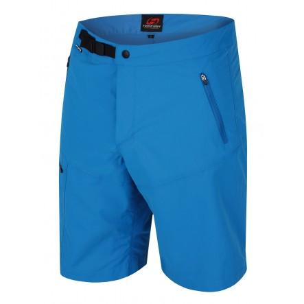 Pantaloni scurti Hannah Relief - Albastru