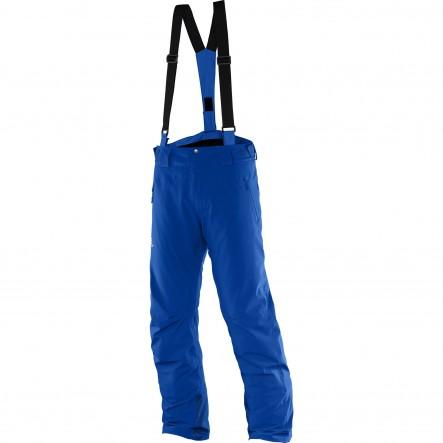 Pantaloni ski Salomon Iceglory-Albastru