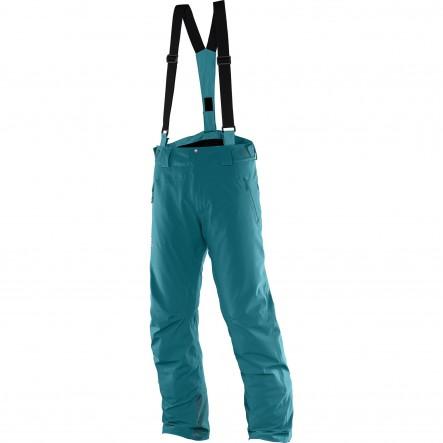 Pantaloni ski Salomon Iceglory-Bleu