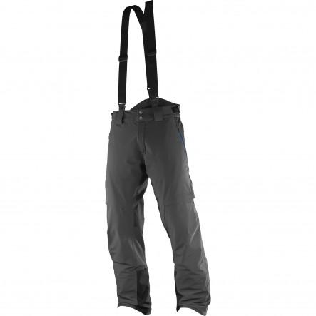 Pantaloni ski Salomon Whitefrost Flowtec-Negru