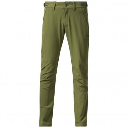 Pantaloni softshell Bergans Torfinnstind - Verde de la Bergans of Norway
