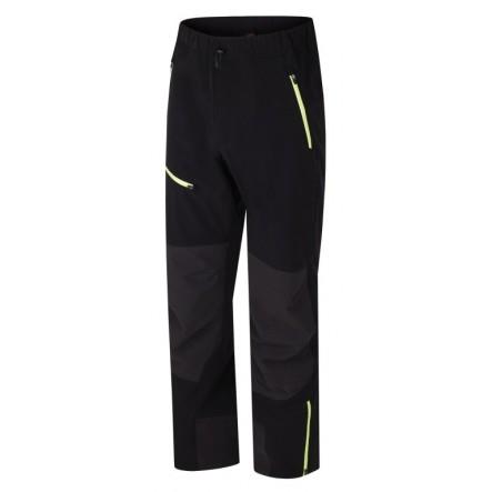 Pantaloni softshell Hannah Claim - Antracit / Lime