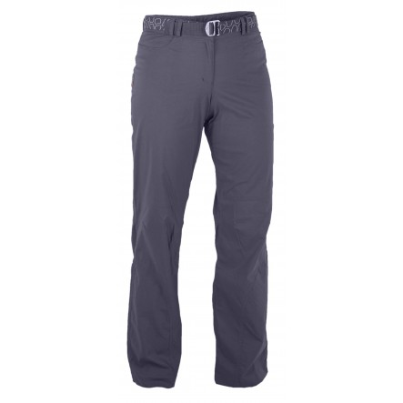 Pantaloni trekking Warmpeace Astoria Lady - Antracit