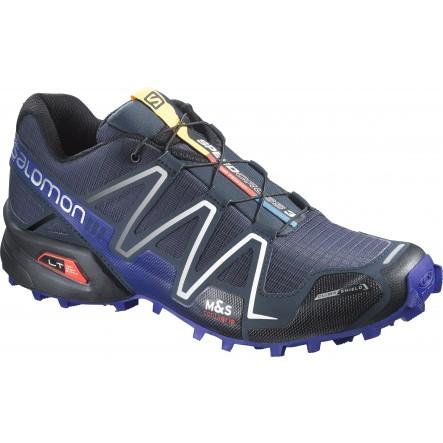 Pantofi alergare Salomon Speedcross 3 CS - Albastru
