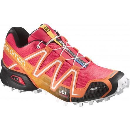 Pantofi alergare Salomon Speedcross 3 CS W - Roz