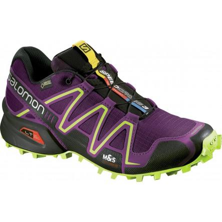 Pantofi alergare Salomon Speedcross 3 GTX W - Mov