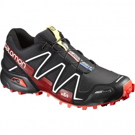 Pantofi alergare Salomon Spikecross 3 Climashield
