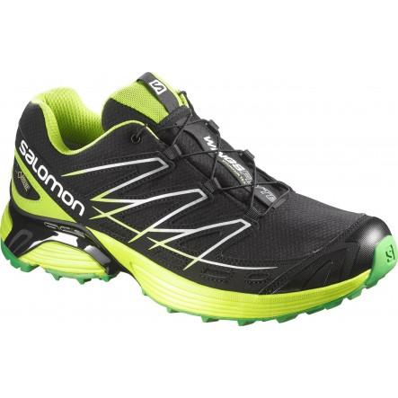 Pantofi alergare Salomon Wings Flyte GTX - Negru