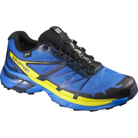 Pantofi alergare Salomon Wings Pro 2 Gore-Tex