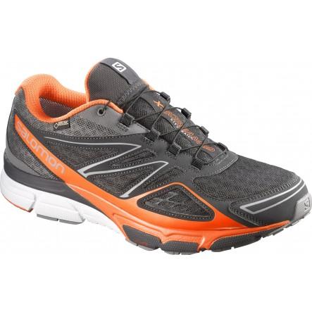 Pantofi alergare Salomon X-Scream 3D GTX - Gri