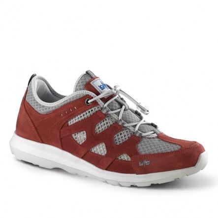 Pantofi sport de vara Lomer Golfo - Rosu
