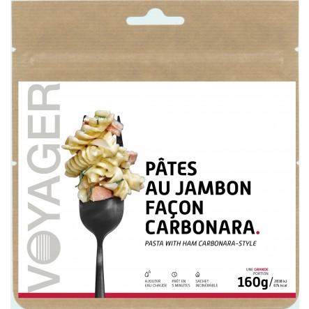Mancare Voyager paste carbonara (160 g)