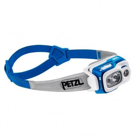 Lanterna frontala Petzl Reactive Swift RL 900 lumeni - Albastru