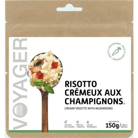 Mancare Voyager Risotto cremos cu ciuperci 150g