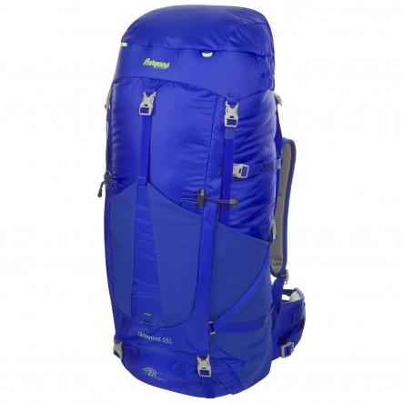 Rucsac de munte Bergans Glittertind 55L Medium - Albastru