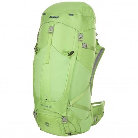 Rucsac de munte Bergans Glittertind 55L Medium - Verde